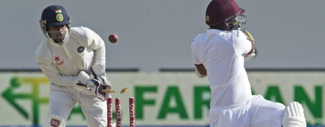 Live: India vs West Indies, 1st Test, Antigua, Day 4
