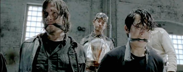 'Walking Dead' trailer wows Comic-Con. (AMC)