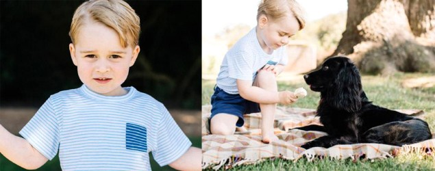 Prince George. Photos: supplied.