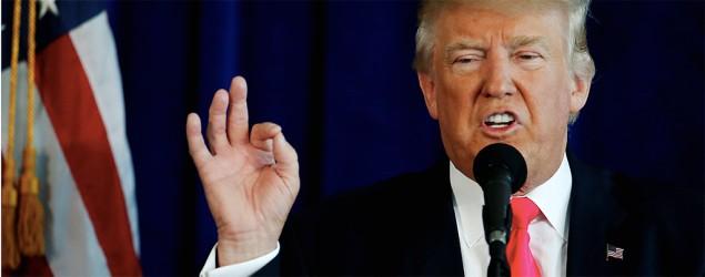 Donald Trump (Carlo Allegri/Reuters)