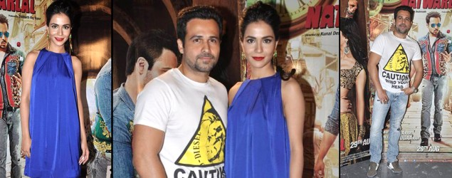 Spotted: Emraan Hashmi and his Pakistani diva