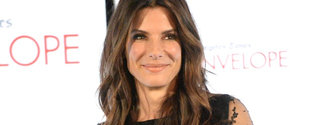 Sandra Bullock goes wild for her 50th