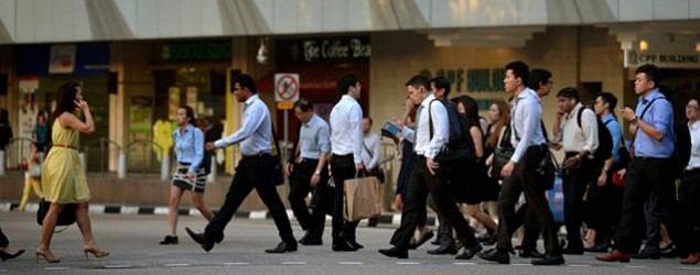 Reasons for Singaporeans to quit their jobs