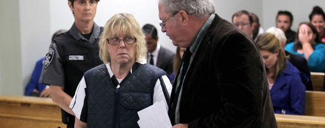 Prison worker pleads guilty in killers' escape. (AP)