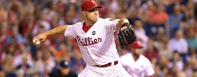 Phillies trade disgruntled closer to a contender