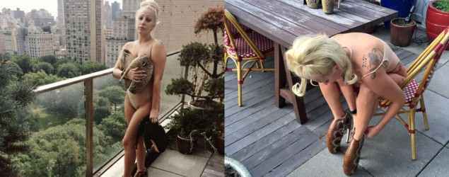 Lady Gaga's fiance bought her $295,000 worth of shoes