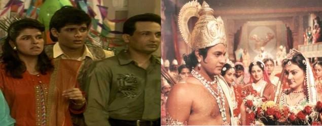 #ThrowbackThursday: Popular TV shows on Doordarshan
