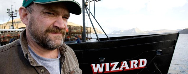 'Deadliest Catch' star makes a D.C. visit