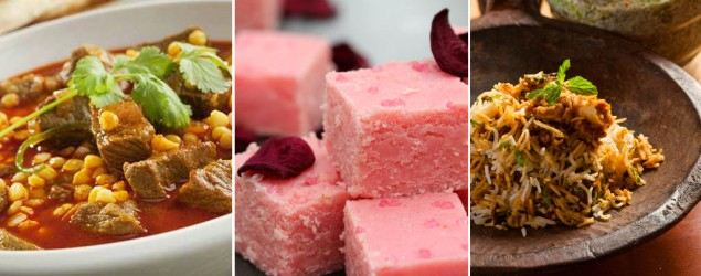 Celebrate Eid with these delicious dishes