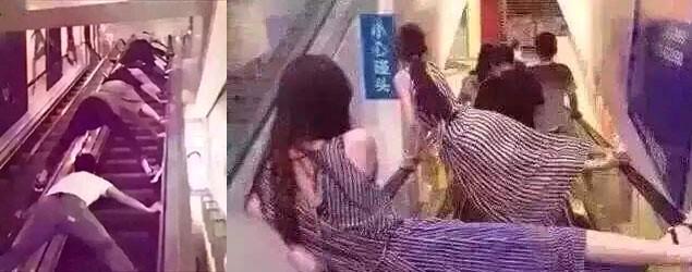電梯保命法 港網民:笑唔出