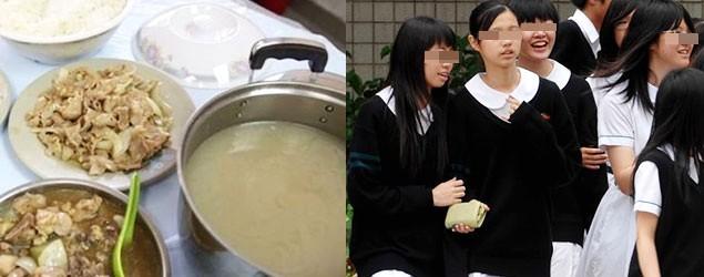 中五女唔識裝飯:裝飯工人做