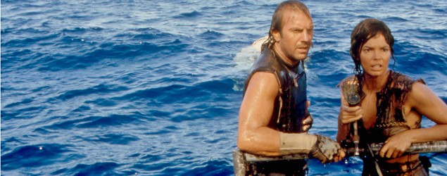 "Kevin Costner's ""Waterworld"" still rates as one of Hollywood's most expensive blunders. (Everett Collection)"