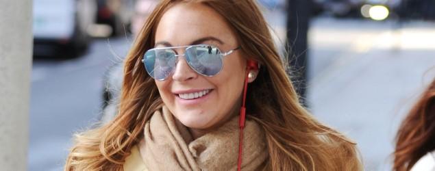 Lindsay Lohan (Kikapress)