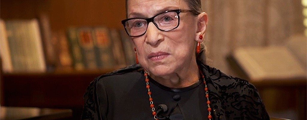 Ginsburg: Male justices have 'blind spot'