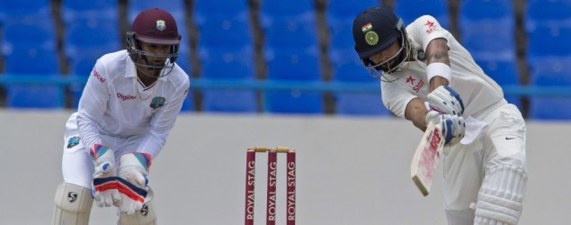 Live: India vs West Indies, 2nd Test, Kingston, Day 1