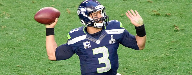 Russell Wilson signs monster deal with Seahawks. (AP)