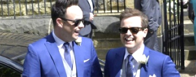 Ant and Dec (PA)