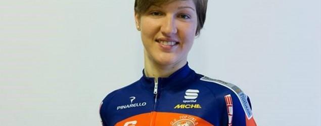 Chiara Pierobon (Eurosport)