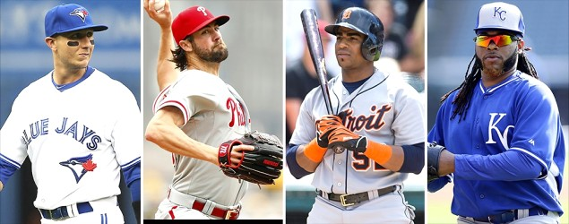 MLB trade deadline winners and losers. (AP/Getty Images)
