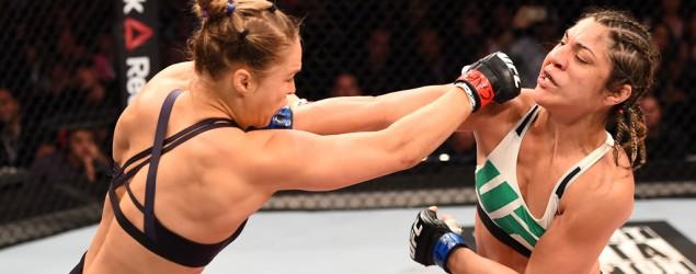 Foto: Ronda Rousey vs. Bethe Correia - UFC (GettyImages)