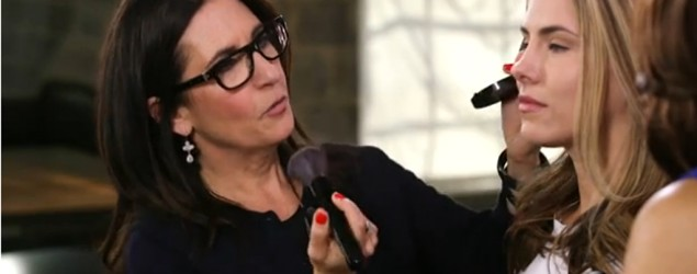 Yahoo beauty editor Bobbi Brown talks bronzer. (GMA, ABC)
