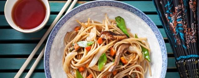 Comida china (Gtres)