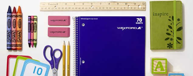 Some parents are spending more than $1,000 on back-to-school supplies. (Yahoo Parenting)