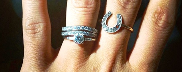 Wedding rings (Twitter)