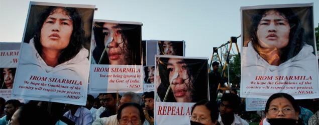 Court orders release of Manipur activist Irom Sharmila