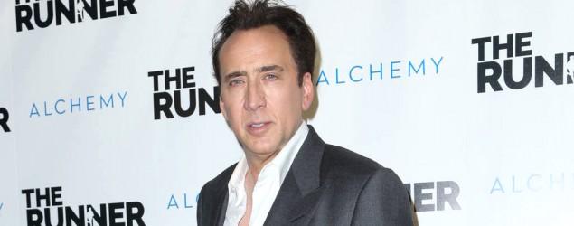 Nicolas Cage / Cover Media