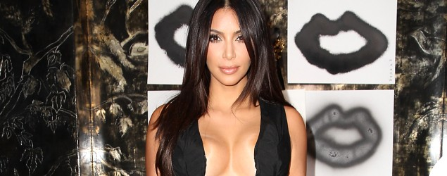 Kim Kardashian has style miss in ill-fitting jumpsuit. (Jonathan Leibson/Getty Images)
