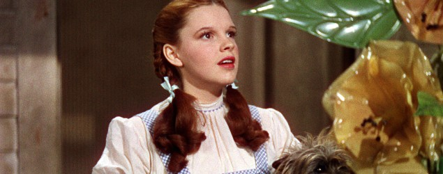 "Judy Garland in ""The Wizard of Oz,"" circa 1939 (Everett Collection)"