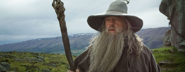 Sir Ian McKellen as Gandalf (Intertopics/Picturelux/ddp Images)