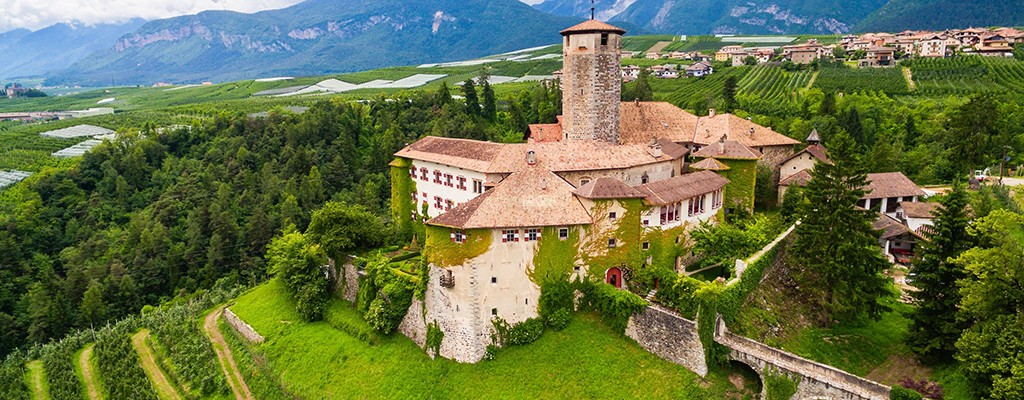 This ancient Italian castle is up for sale