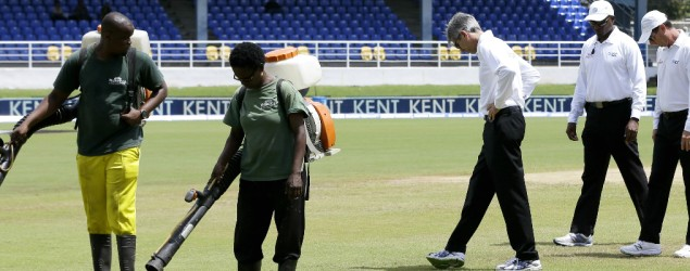 Windies face condemnation for India Test farce