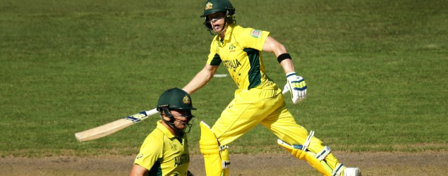 Finch, Smith help Aussies overcome the Lankan spin test