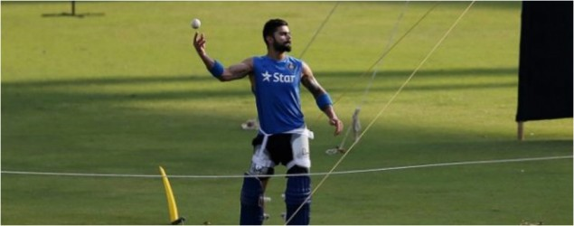 Virat Kohli reveals team strategy for home series