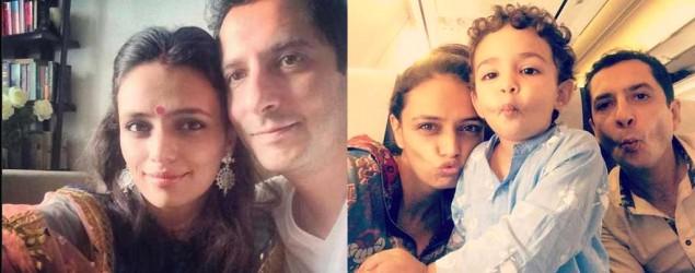 It's a baby boy again for 'Kasam Se' actress Roshni Chopra