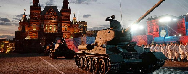 Russian military (Getty)