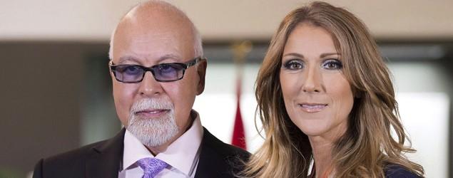 Celine Dion y Rene Angelil (Rex)