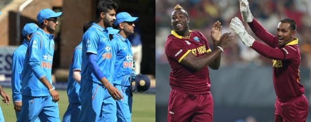 India vs Windies T20: Match fixtures, date, time & venue