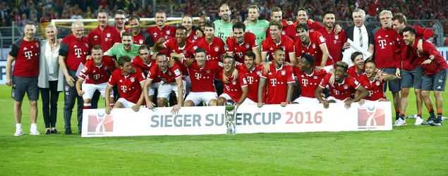 Bayern Supercup-Sieger (Reuters)