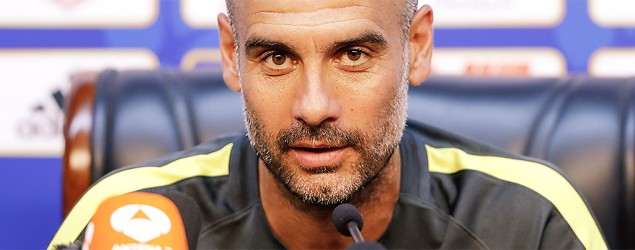Pep Guardiola / Foto: Getty Images