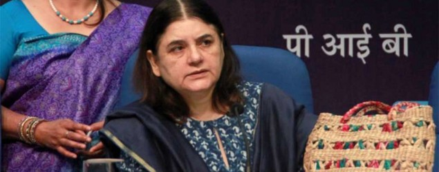 Maneka Gandhi: Paternity leave will be holiday for men