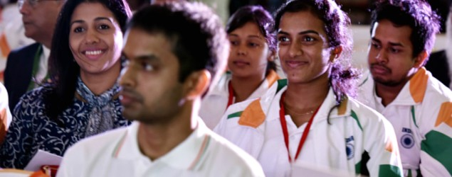 Sindhu snubs minister's offer, says Gopi is 'the best coach'