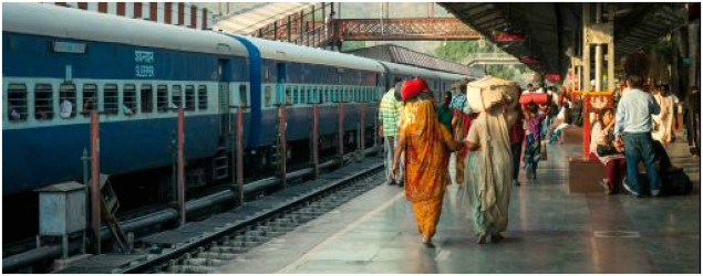 20 iconic, unforgettable things about train journeys in India