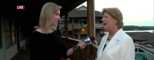 Reporter shot dead on live TV