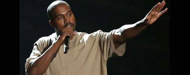 Controversy, thy name is Kanye West