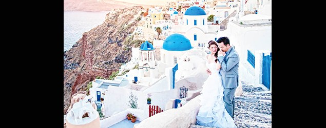 博懵海外拍婚照新人被逐面懵