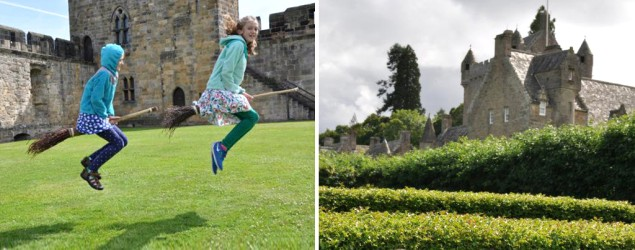 Family's ultimate tour of Harry Potter's England. (Courtesy of Melissa Fleming)